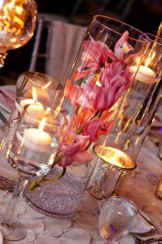 316 Best Cylinder Vases Centerpieces Images Wedding Centerpieces