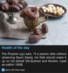 Hadith of the day Islam Hadith, Allah Islam, Islam Quran, Islam Muslim, Alhamdulillah, Prophet Muhammad Quotes, Hadith Quotes, Islamic Prayer, Islamic Teachings