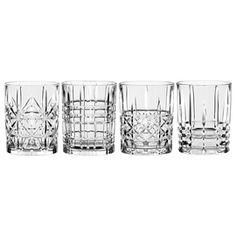 Nieuw in de prachtige collectie van Nachtmann. Een luxe, elegant glas perfect voor whisky, andere sterke dranken en cocktails.