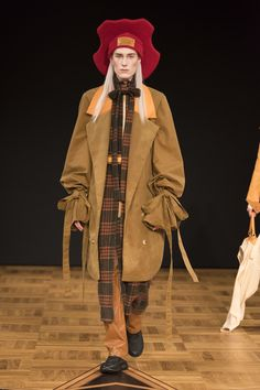 Beckmans College of Design Stockholm Fall 2018 Fashion Show Collection Autumn Fashion 2018, Borneo, Fashion Show Collection, Fall 2018, Stockholm, Ready To Wear, Fall Winter, Vogue, Hipster