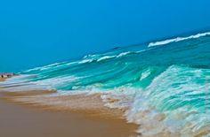 Gangneung Beach, South Koreal