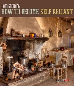 Homesteading and Sustainability | How to Become Self Reliant #SurvivalLife www.survivallife.com