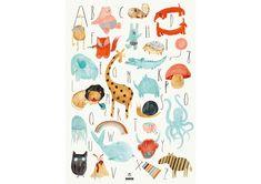 ABC-Poster-A3-von-baer-von-pappe-ocker-13281050.jpg 628×444 pixels