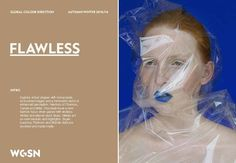 WGSN Autumn/Winter 15/16 Color Direction: Flawless »Everyday Utopias