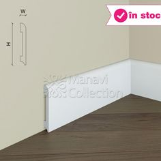 Plinta din polimer rigid S4 (2.00m) | Elegance Decor Toy Chest, Storage Chest, Cabinet, Interior, Furniture, Design, Home Decor, Clothes Stand, Decoration Home