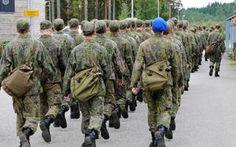 Yksi keskeisistä syistä joukkojen perustamiselle on Ukrainan kriisi, sanoo Puolustusvoimien viestintäjohtaja, eversti Mika Kalliomaa Helsingin Sanomille.