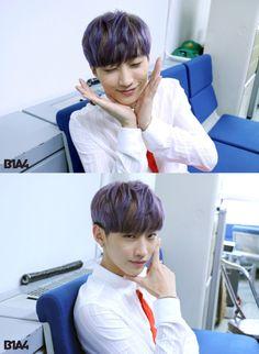 [fancafé update] Jinyoung