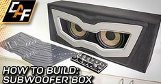 The 568 best custom car audio images on pinterest bespoke cars car audio fabrication custom techniques video tutorials car audio pre made blueprint malvernweather Choice Image