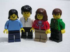 Led Zepellin in Lego