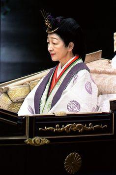 Japanese Empress Michiko