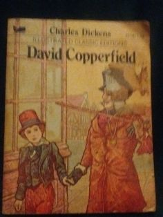 """Charles Dickens Illustrated classic edition """"David Copperfield"""" c 1979 by…"""