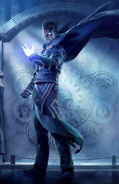 magic mage wizard sorcerer warlock
