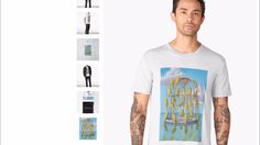 T-Shirts designed by Tank Wearable artworks that make a statement! Unique T Shirt Design, Surreal Art, My T Shirt, Designer, Artworks, Tees, Shirts, Shirt Designs, Mens Tops