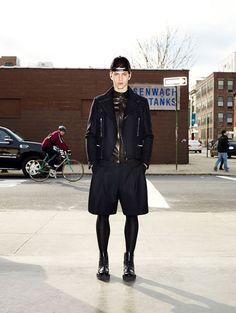 Givenchy Men's Pre-Fall '12