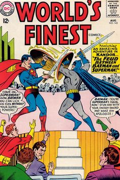 superman fight batman comic - Buscar con Google