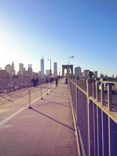 NYC-Brooklyn bridge