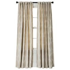 Threshold™ Jacquard Ikat Window Panel $24.99-$29.99