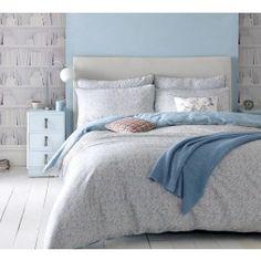#Jigsaw Blossom Duvet Cover & Pillowcases - The Linen House #cherryblossom