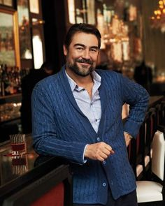 Nathaniel Parker, Actor - The New New Yorkers   Departures
