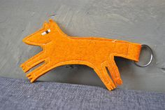Schlüsselanhänger Fuchs