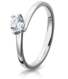Edler Verlobungsring von Sorana  #Hochzeit #Verlobung #Partner #Liebe #love #wedding #happiness #beautiful    BREEDIA - verlobungsring.de