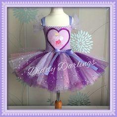 Peppa Pig Tutu Dress Sparkly Peppa Pig Tutu Party Sparkle Personalised Birthday #DiddyDarlings #CasualFormalParty
