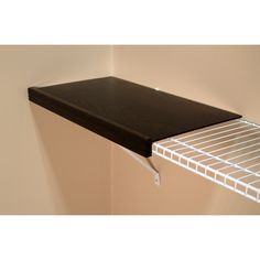 24-inch Renew Shelf Kit in Espresso Finish - Overstock™ Shopping - Great Deals on Closet Storage