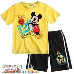 Set Mickey Mouse