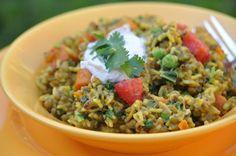 Nourishing Meals®: Summer Vegetable Kitcheree