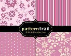 Soft Soft Patterns Photoshop brush
