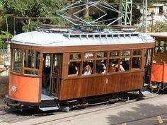 Palma de Maiorca / Soller Tram