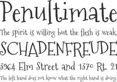 A lovely, handcrafted inky font that looks spontaneous. Mountains of Christmas Alphabet font - free font from Font Squirrel.