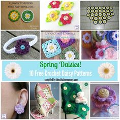 http://thestitchinmommy.com/2016/05/spring-daisies-10-free-crochet-daisy-patterns.html?utm_campaign=coschedule&utm_source=facebook_page&utm_medium=The%20Stitchin%27%20Mommy&utm_content=Spring%20Daisies!%2010%20Free%20Crochet%20Daisy%20Patterns