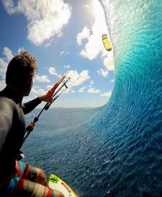 Kitesurfing World Fiji