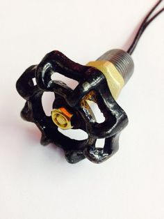 Pipe Lamp Switch 125v by RudeBulb on Etsy