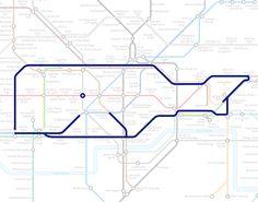 Architizer Blog » The Wildlife of the London Underground