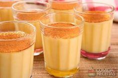 Receita de Curau especial em receitas de doces e sobremesas, veja essa e outras receitas aqui!
