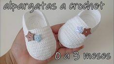 Crochet Baby Espadrilles – We Love Crochet Crochet baby booties tutorial newborn months months Designed by Happy Crochet Club Crochet Baby Booties Tutorial, Booties Crochet, Crochet Bebe, Crochet Baby Shoes, Crochet Slippers, Love Crochet, Crochet Clothes, Crochet Diy, Tutorial Crochet
