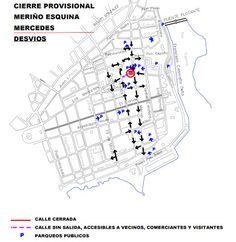 Revista El Cañero: Anuncian cierre temporal de calle Mercedes entre M...