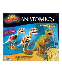 Another great find on #zulily! Anatomics Dinosaur Set by Scientific Explorer #zulilyfinds
