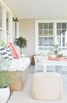 Outdoor Living-Favorite Outdoor Rug of All Time