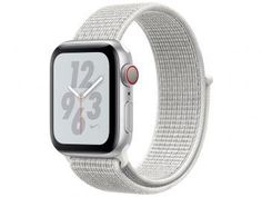 Apple Watch Nike+ Series 4 40mm GPS + Celullar - Wi-Fi Bluetooth Pulseira Esportiva 16GB - Magazine Lojamagalu1000