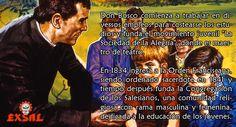 """Don Bosco fundo el movimiento juvenil """"La sociedad de la alegría"""""""