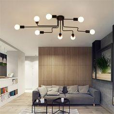 E27-Ceiling-Light-Modern-Vintage-Industrial-Pendant-Lamp-4-6-8-Way-Chandeliers