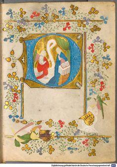 aus Schriber, Stephan:Spätgotisches Musterbuch des Stephan Schriber - BSB Cod.icon. 420 (Urach um 1494)