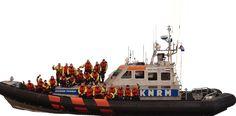 Bemanning reddingboot Jeanine Parqui 2016 station Hoek van Holland