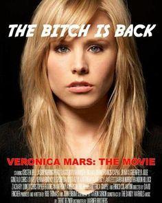 Veronica Mars: The Movie coming 2014. yeeeeesssss!!!!!!!!!!!!