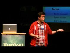 """▶ UserConf 2012 - Kevin Hale - How to Design Software Users Love - YouTube  So damn amazing. """"Support driven"""" design - a field for emotional state in feedback form - HANDWRITTEN thank you notes to customers"""