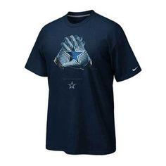 Dallas Cowboys Nike NFL Knit Coaches Jacket Navy DPS 374413 374454 ...