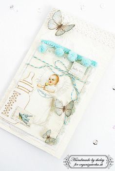 Vintage baby cards / Vintage detské pohľadnice